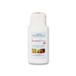 Hemofarm Plus jabón líquido 200 ml. Higiene y cuidado de la zona anal