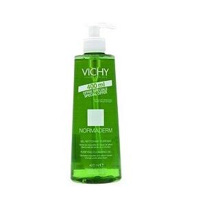 Vichy Normaderm Gel Limpiador Purificante 400 ml