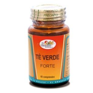 El Granero Te Verde Forte 60 comprimidos. Antioxidante y diurético