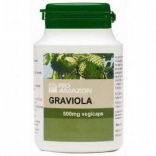 Graviola 120 capsulas. Universo Natural - Rio Trading