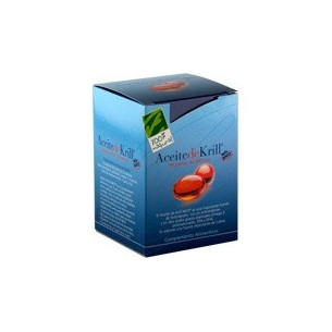 NKO Krill Oil 30 softgels, 100% Natural