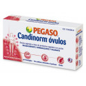Pegaso Candinorm Vaginal Ovules 10 units.