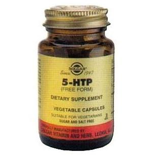 Solgar 5-Hidroxitriptófano (L-5-HTP) 30 cápsulas