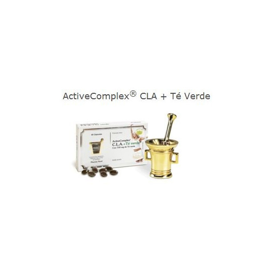 Pharma Nord ActiveComplex CLA + Té Verde 90 comprimidos