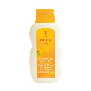 Weleda Baby Calendula Cream Bath 200ml.