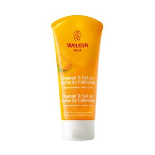 Weleda Baby Calendula Shampoo Shower Gel 200ml.