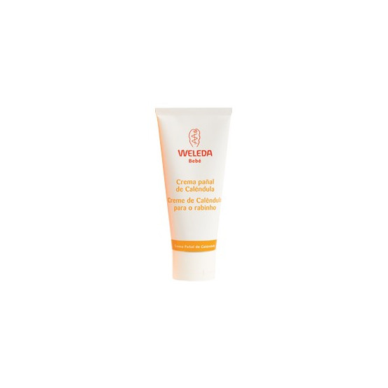 Weleda Baby Calendula Diaper Cream 75ml