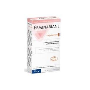 Pileje Feminabiane Confort urinario 28 capsulas