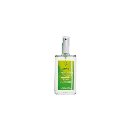 Weleda Desodorante de Citrus 100ml. Aptos para embarazadas