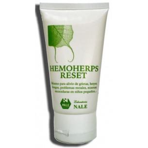 Nale Hemoherps Reset Crema 50 ml. Herpes, Fisuras, Problemas Rectales.