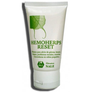 Reset Hemoherps Nale, Cream 50 ml. Herpes, fissures, rectal problems.