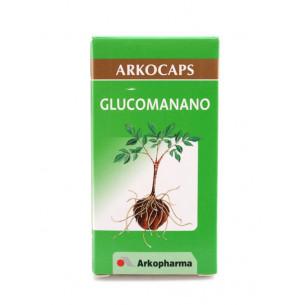 Arkocapsula Glucomanano 80 capsulas. Konjac