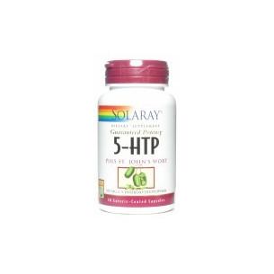 Solaray 5-HTP & Hyperico 30 capsules