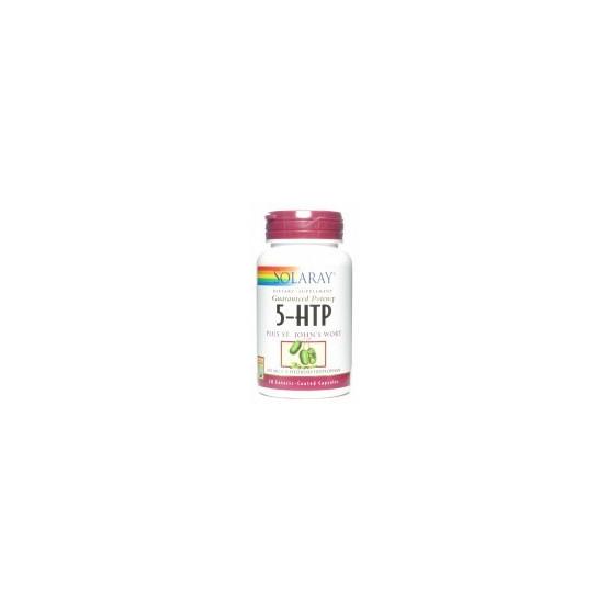 Solaray 5-HTP & HYPERICO 30 cápsulas