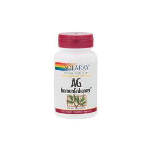 Solaray AG ImmunEnhancer 60 Capsules