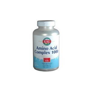 Solaray Amino Acid Complex 100 tablets