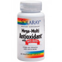 Solaray Mega Multi Antiox 60 capsules