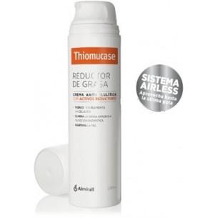Thiomucase Reductor de Grasa Crema Anti celulítica 200ml.