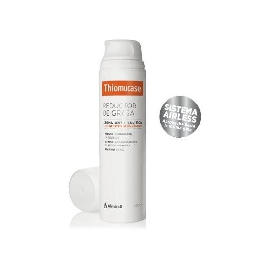 Thiomucase Fat Reduction Anti cellulite cream 200ml.