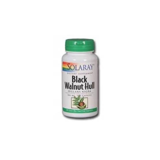 Solaray BLACK WALNUT HULL (black walnut) 100 capsules