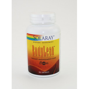 Solaray BODY LEAN 90 cápsulas