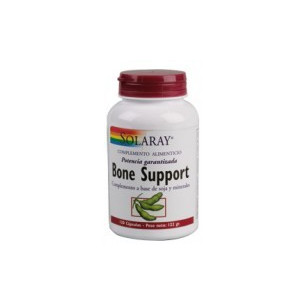 Solaray Bone Support 120 Capsules