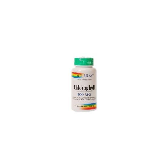 Solaray CHLOROPHYLL 90 cápsulas