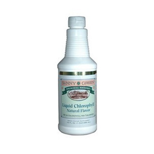 Solaray CHLOROPHYLL liquida 500 ml