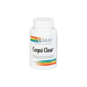 Solaray COGNI CLEAR 90 cápsulas