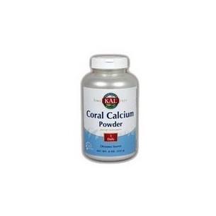 Solaray CORAL CALCIUM 225 gramos