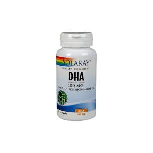 Solaray DHA Neuromins 30 perlas
