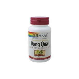 Solaray DONG QUAI 60 cápsulas