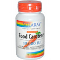Solaray FOOD CAROTENE 50 perlas