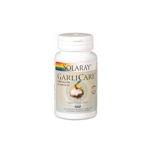 Solaray GARLICARE (desodorizado) 60 comprimidos