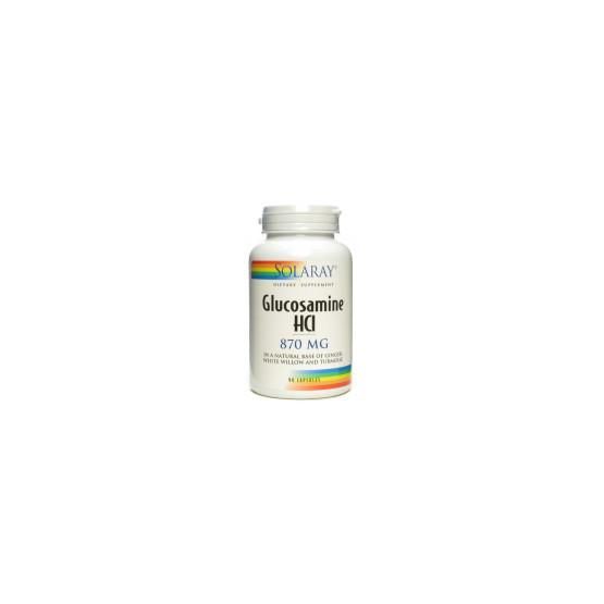 Solaray GLUCOSAMINE 90 Capsules
