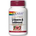 Solaray GOLDENSEAL & ECHINACEA 60 cápsulas