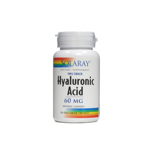 Solaray HYALURONIC ACID 30 cápsulas