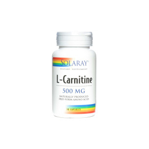 Solaray L-Carnitine 30 capsules