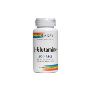 Solaray L-GLUTAMINE 50 capsules