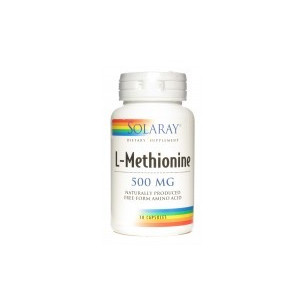 Solaray L-Methionine 30 capsules