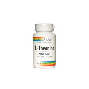 Solaray L-Theanine 45 Capsules