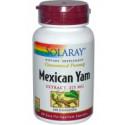 Solaray MEXICAN YAM 60 Capsules