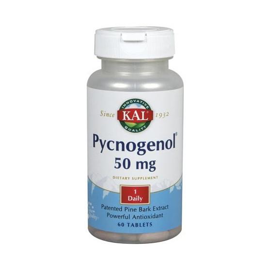 Solaray PYCNOGENOL. 60 comprimidos