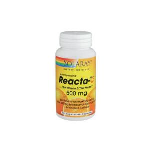 Solaray REACTA-C (ESTER C) 60 capsules