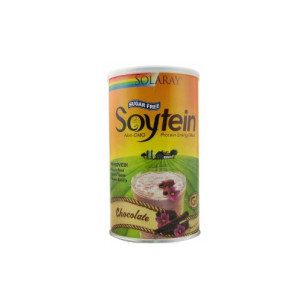 Solaray SOYTEIN chocolate 400 gramos