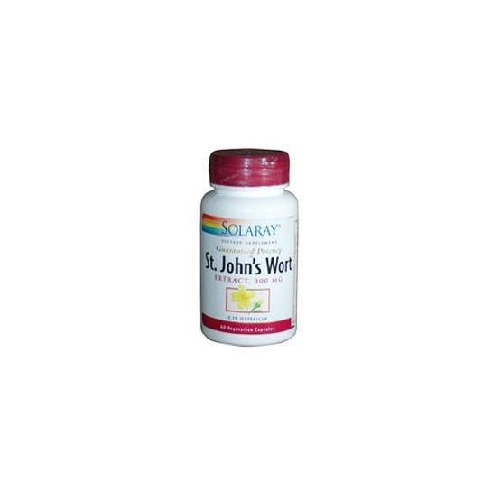 Solaray ST. John's Wort (hypericum) 60 capsules