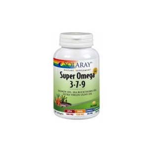 Solaray SUPER OMEGA 3 7 9 120 perlas