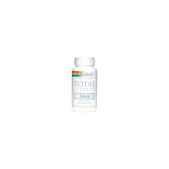 Solaray TOTAL CLEANSE LIVER 60 Capsules