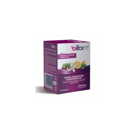 Dietisa Biform citrus aurantium 60 capsules