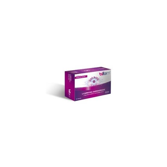 Dietisa Biform L CARNITINE + Q10 60 capsules